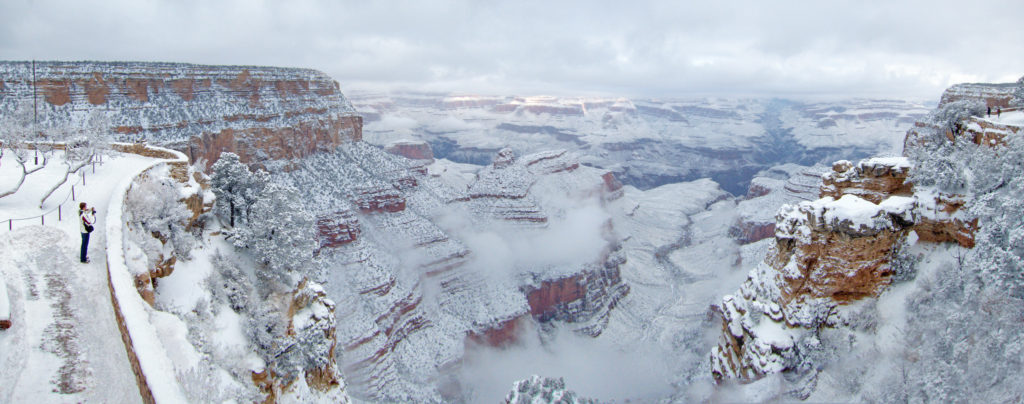 grand canyon new year