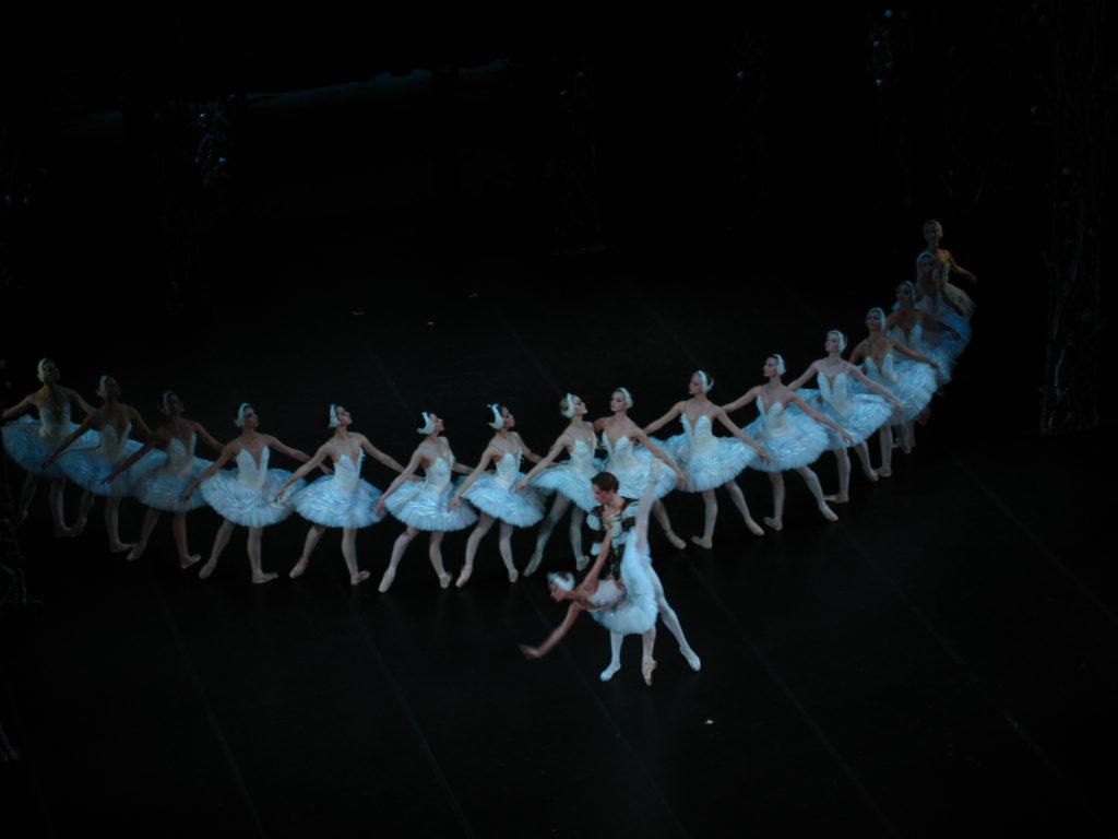 ballet performance st petersburg