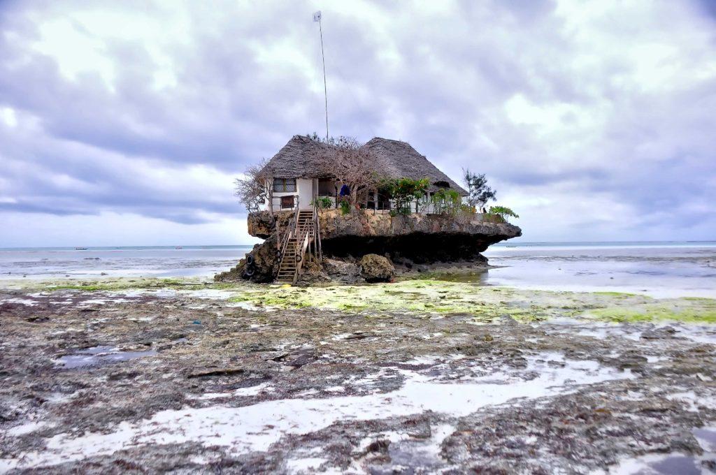 One of the best Restaurants On Zanzibar with ocean view